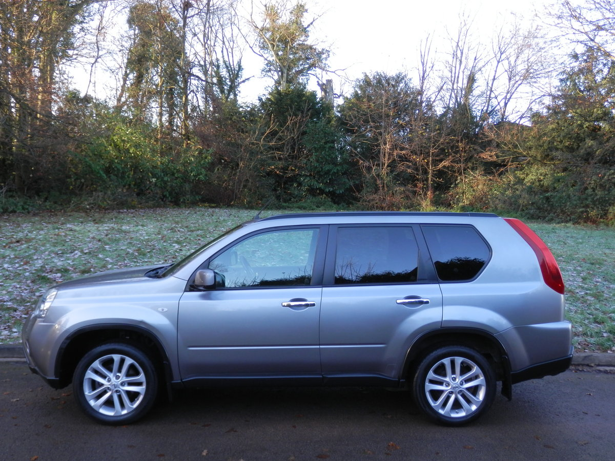 NISSAN X-TRAIL 2.0 DCi.. ACENTA.. 6 SPEED MANUAL.. 4WD For Sale (picture 1 of 6)