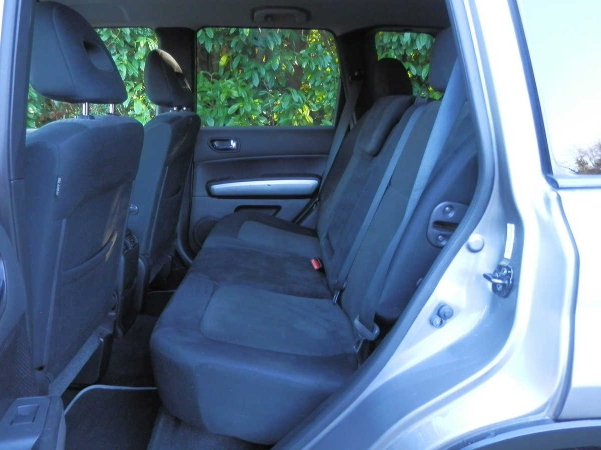 NISSAN X-TRAIL 2.0 DCi.. ACENTA.. 6 SPEED MANUAL.. 4WD For Sale (picture 4 of 6)