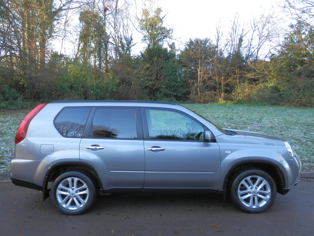 NISSAN X-TRAIL 2.0 DCi.. ACENTA.. 6 SPEED MANUAL.. 4WD For Sale (picture 6 of 6)