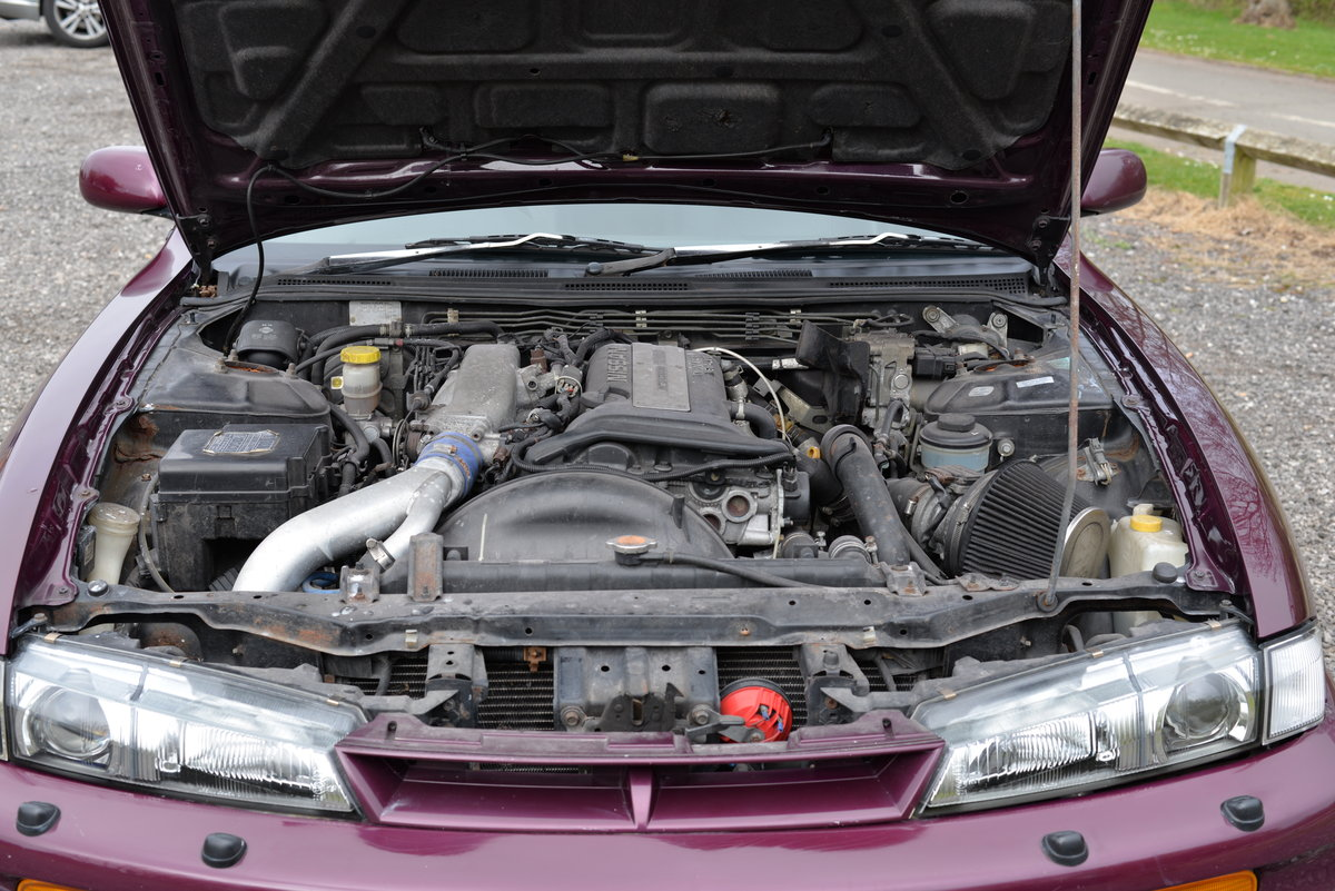 1997 Nissan 200sx s14  For Sale (picture 2 of 6)