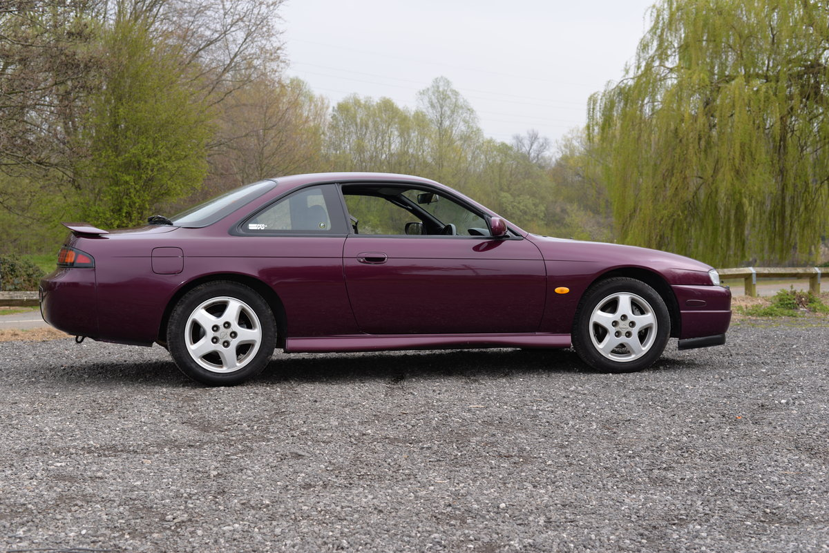 1997 Nissan 200sx s14  For Sale (picture 4 of 6)