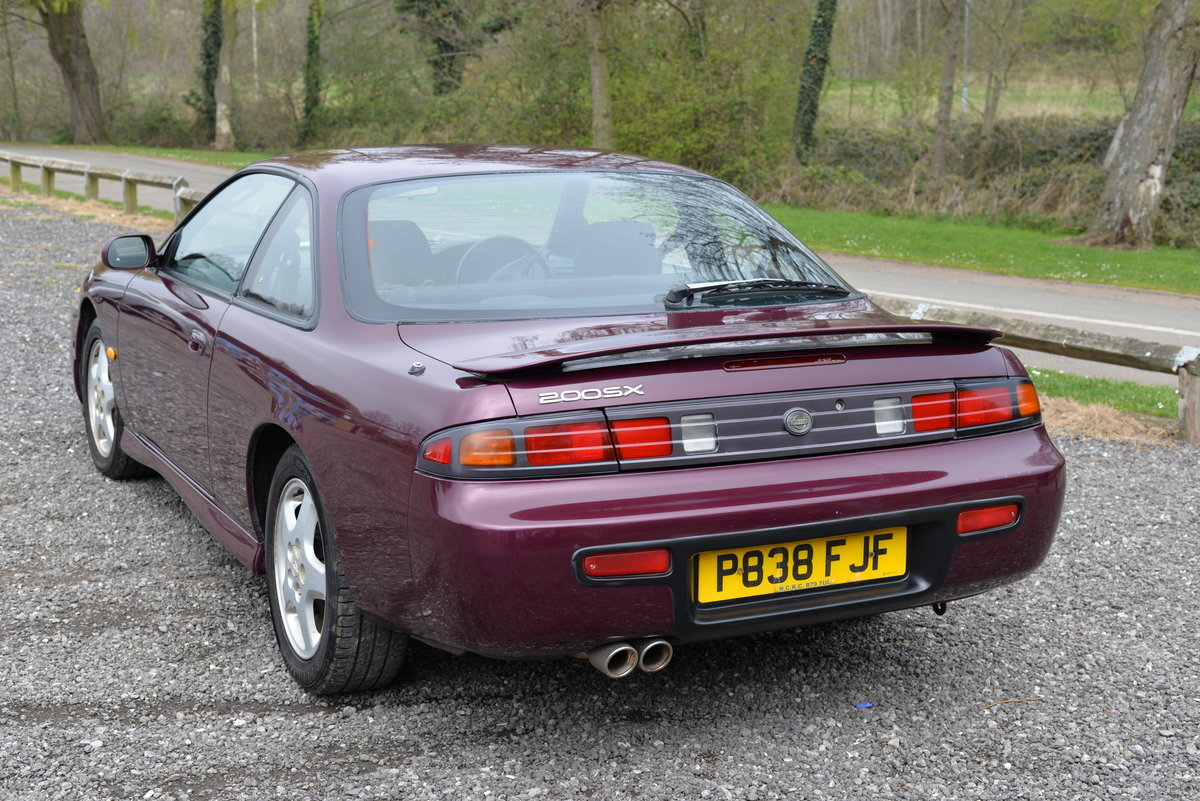 1997 Nissan 200sx s14  For Sale (picture 6 of 6)