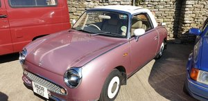 **APRIL AUCTION**1991 Nissan Figaro SOLD by Auction