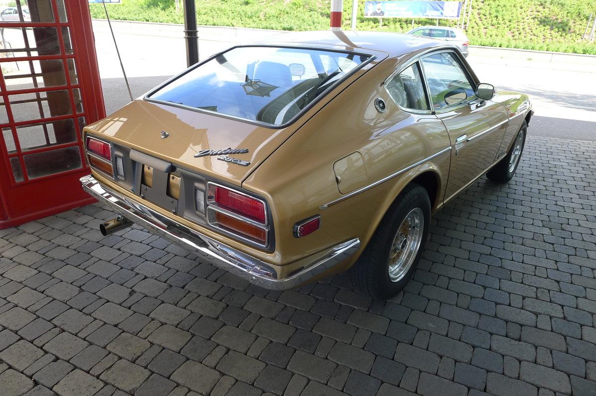 1977 Nissan Datsun 280 Z Neuzustand Note 1 H-Zul. SOLD (picture 2 of 6)
