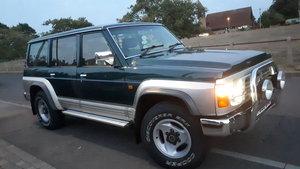 1997 Nissan Patrol Y60 TB42 Automatic