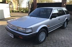1989 Bluebird 2.0 GL Est - Barons Sandown Pk Tues 30 April 2019 For Sale by Auction
