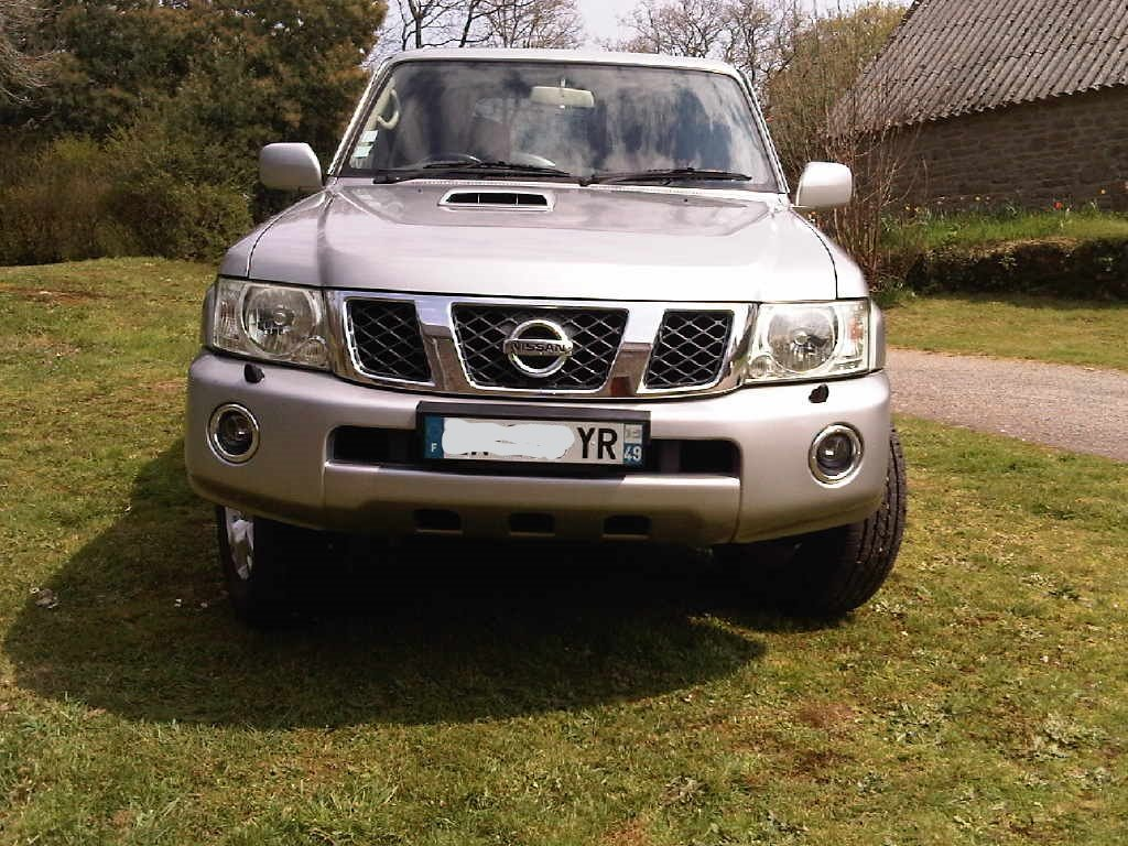 2005 Nissan Patrol for sale SOLD (picture 2 of 6)