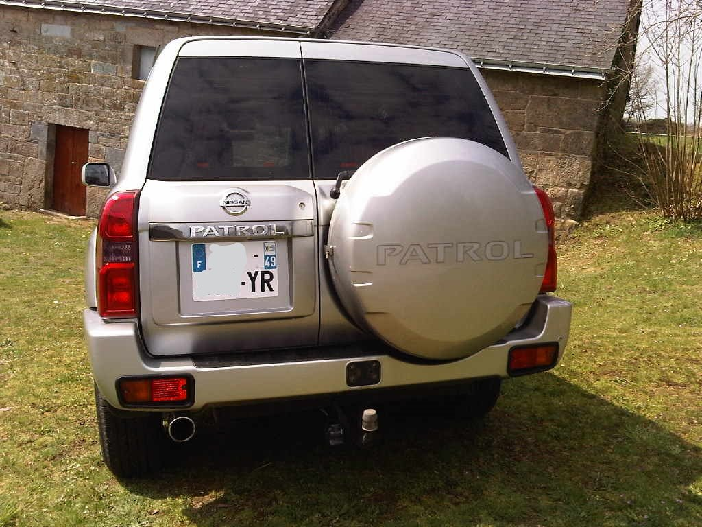2005 Nissan Patrol for sale SOLD (picture 4 of 6)