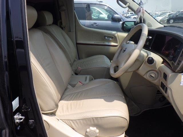 2004 NISSAN ELGRAND 3.5 XL * TOP OF THE RANGE * FULL LEATHER *  SOLD (picture 5 of 6)