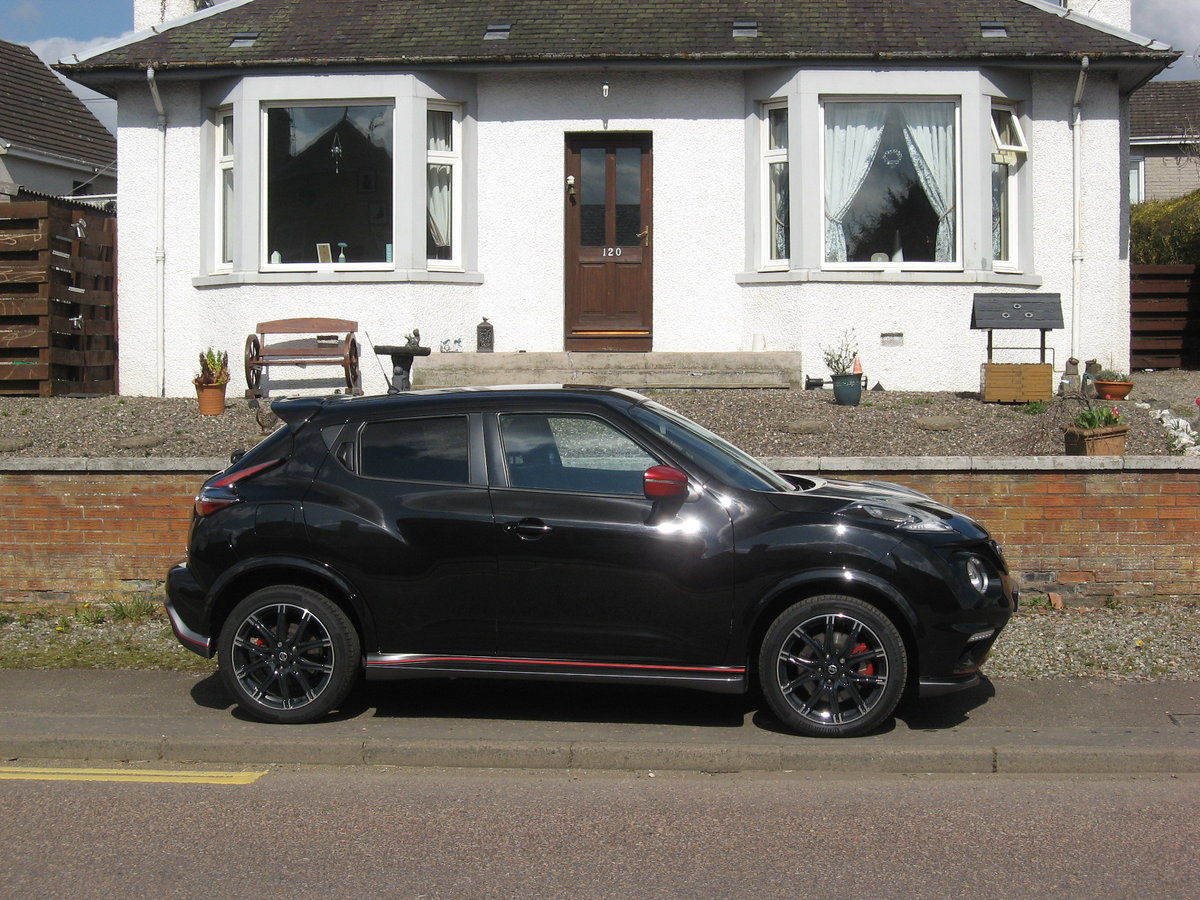 2017 JUKE NISMO RS 1.6 DIG-T 218  For Sale (picture 1 of 6)