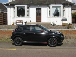 2017 JUKE NISMO RS 1.6 DIG-T 218  For Sale