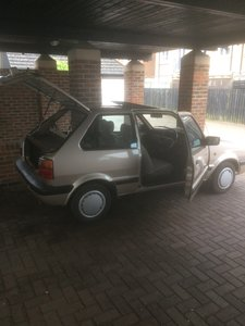 1991 Classic Micra  62K  £595  -  SOLD