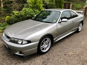 1997 Nissan Skyline R33 GT-R, 42,000 mls, immaculate For Sale