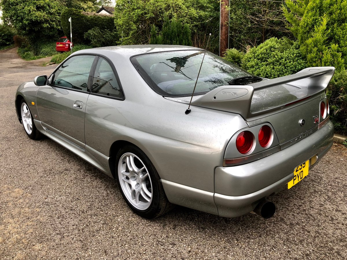 1997 Nissan Skyline R33 GT-R, 42,000 mls, immaculate For Sale (picture 3 of 6)