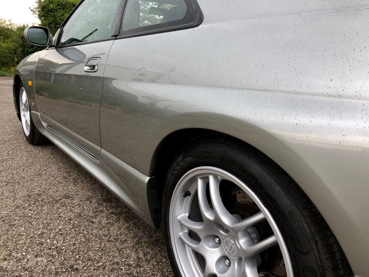 1997 Nissan Skyline R33 GT-R, 42,000 mls, immaculate For Sale (picture 4 of 6)