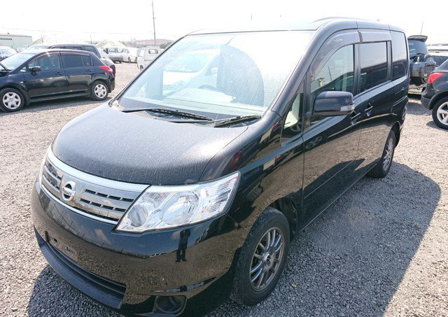 NISSAN SERENA 2008 2.0 AUTOMATIC 8 SEATER CAMPER VAN For Sale (picture 1 of 6)