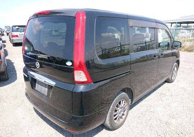 NISSAN SERENA 2008 2.0 AUTOMATIC 8 SEATER CAMPER VAN For Sale (picture 2 of 6)