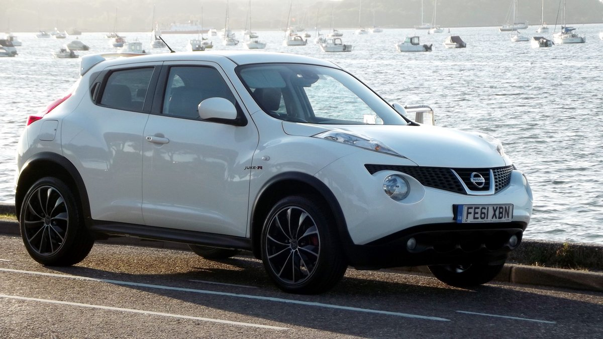 2011 NISSAN JUKE 1.6 TEKNA LTD EDT 5 DR HATCHBACK For Sale (picture 1 of 6)