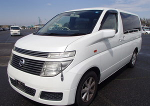 2003 NISSAN ELGRAND 3.5 VG 4X4 AUTOMATIC * 8 SEATER * LOW MILEAGE For Sale