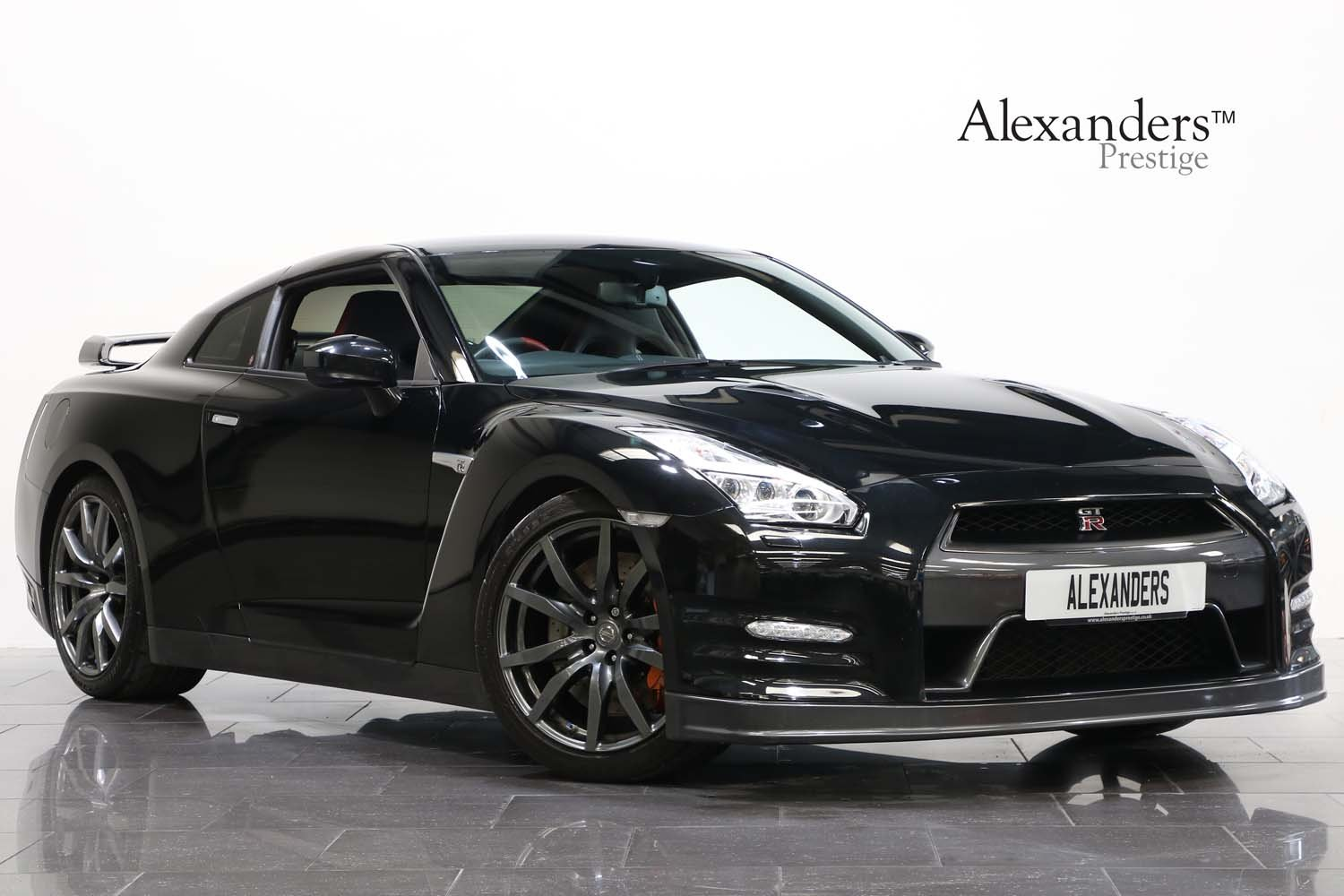 2016 16 NISSAN GT-R 3.8 PREMIUM AUTO  For Sale (picture 1 of 6)