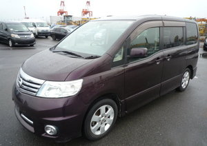 2007 NISSAN SERENA FACELIFT 2.0 HIGHWAY STAR URBAN * 8 SEATER