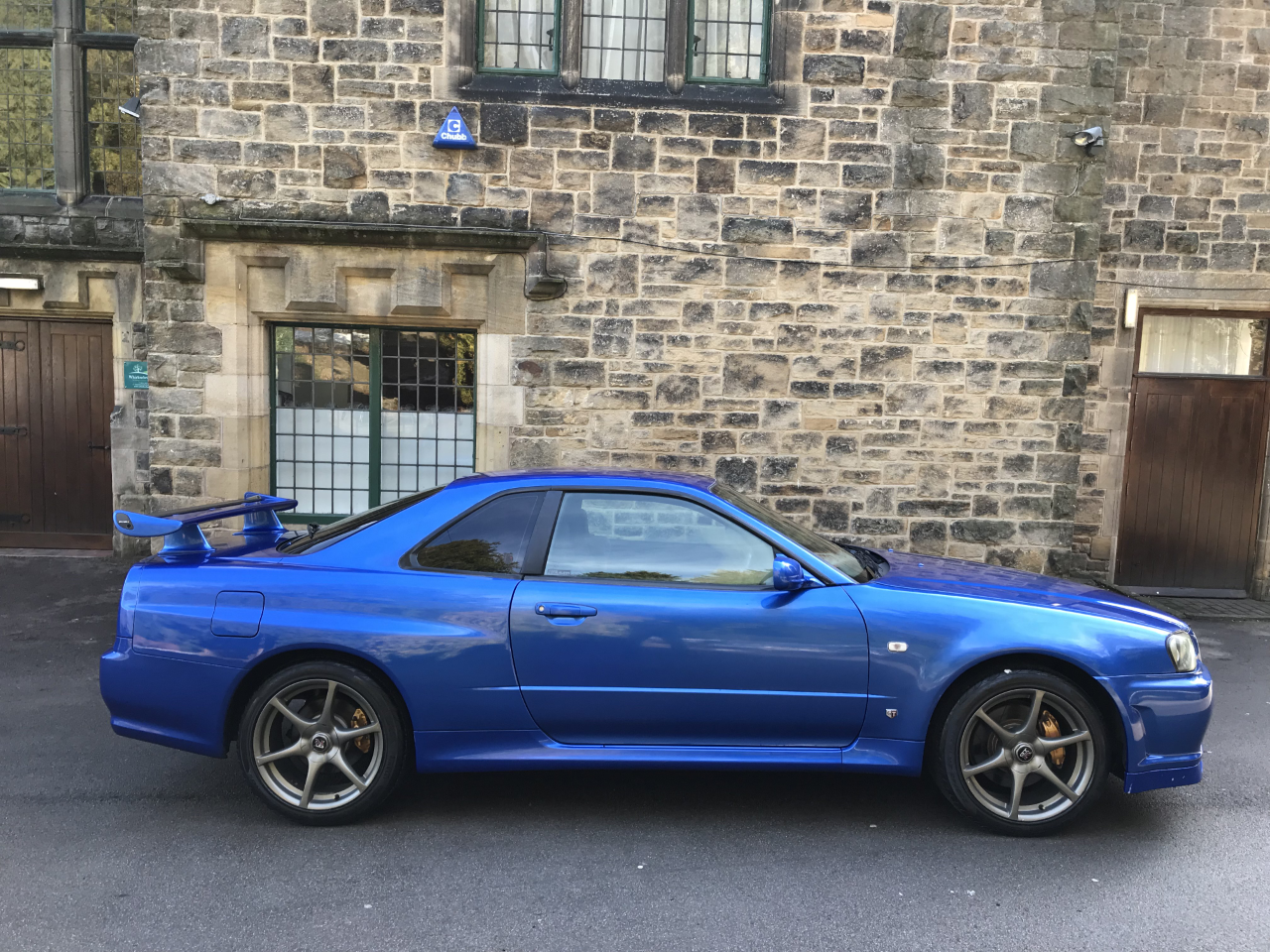 1999 **RARE GTR34 BAYSIDE BLUE*** For Sale (picture 2 of 6)