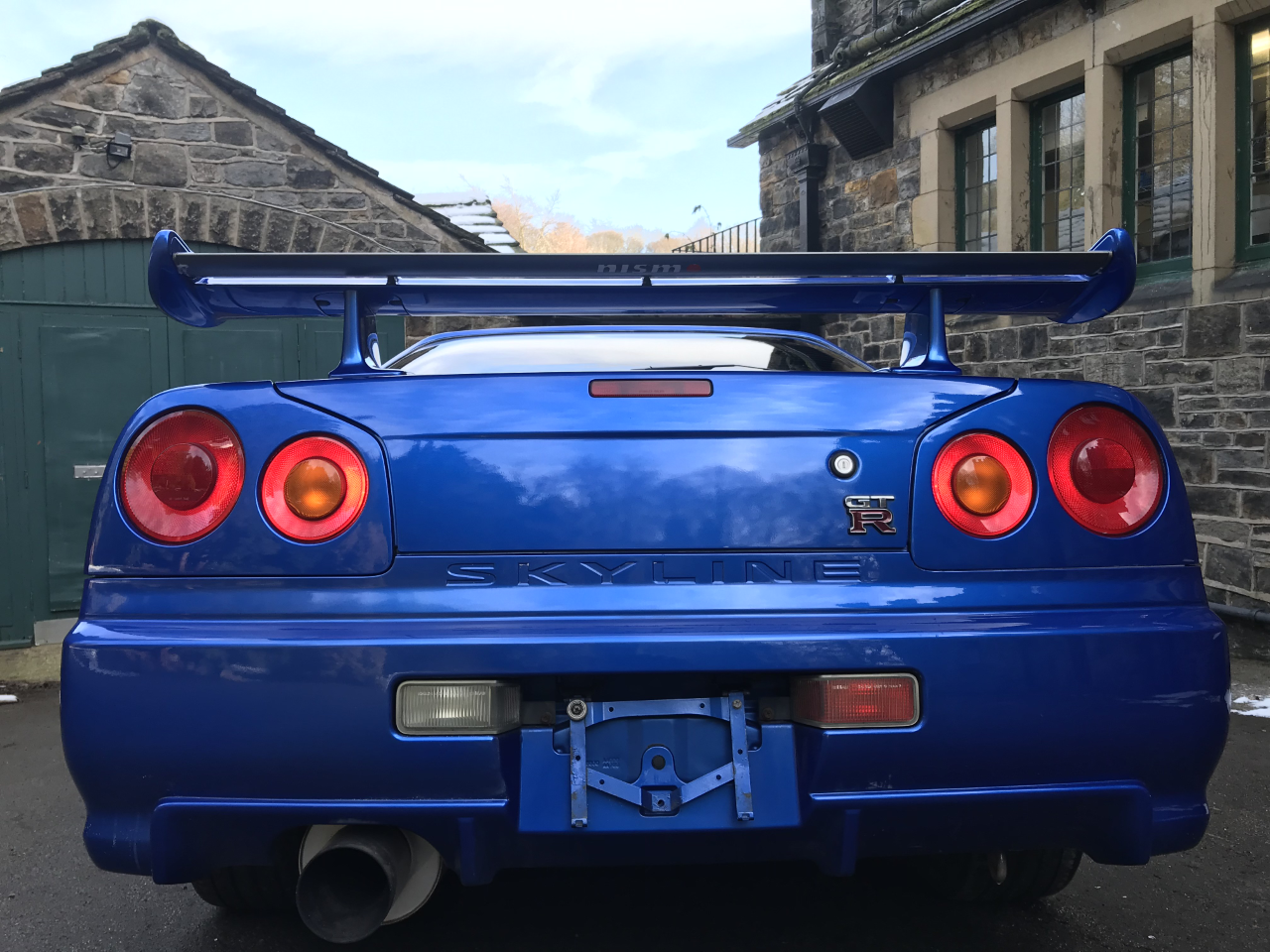 1999 **RARE GTR34 BAYSIDE BLUE*** For Sale (picture 6 of 6)