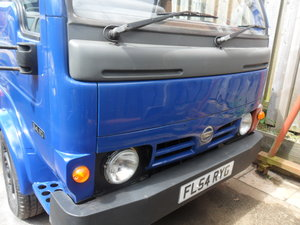 2004 Nissan Cabstar 34.10 Cab & Chassis Project For Sale