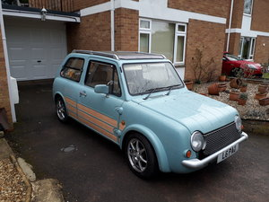 1991 NISSAN PAO RETRO CAR For Sale