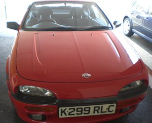 1992 NISSAN 100NX TARGA T TOP 1.6 TWIN CAM For Sale