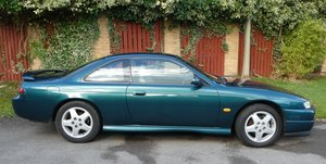 1999 NISSAN 200SX 2dr COUPE 2.0i TOURING For Sale