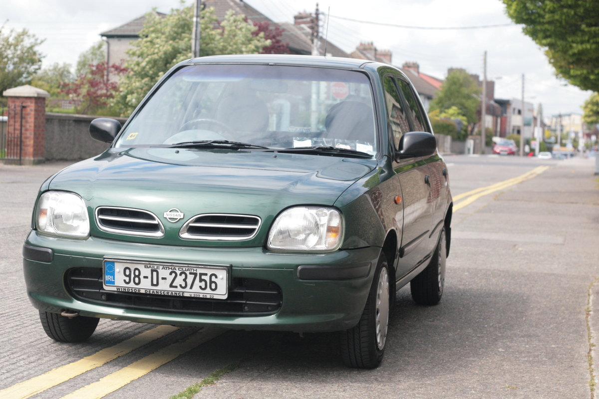 1998 Nissan Micra 1.0l, Only 24k Miles! Tax 08/2019 For Sale (picture 1 of 6)