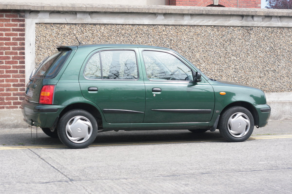 1998 Nissan Micra 1.0l, Only 24k Miles! Tax 08/2019 For Sale (picture 4 of 6)