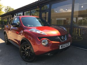 2012 Nissan Juke Kuro edition 1.6L turbo no.222