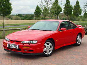 1998 / S REG NISSAN 200 SX 2.0 16V TOURING AUTO + LOW MILES  For Sale