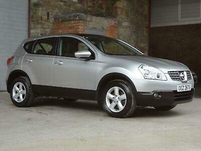 2007 Nissan Qashqai 2.0 Acenta 5DR 4WD For Sale (picture 1 of 6)