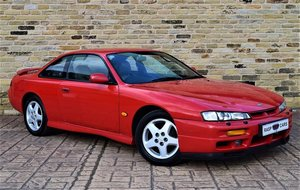 2001 Nissan 200sx touring auto - nissan + 1 owner + fsh For Sale