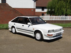 1988 Nissan Bluebird Executive Turbo at ACA 15th June