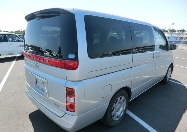 NISSAN ELGRAND 2008 2.5 AUTOMATIC 8 SEATER * CAMERA & POWER  For Sale (picture 2 of 6)