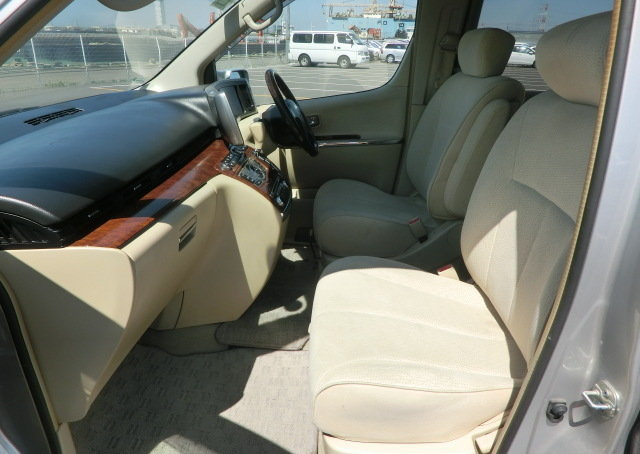 NISSAN ELGRAND 2008 2.5 AUTOMATIC 8 SEATER * CAMERA & POWER  For Sale (picture 3 of 6)