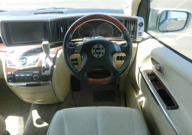 NISSAN ELGRAND 2008 2.5 AUTOMATIC 8 SEATER * CAMERA & POWER  For Sale (picture 6 of 6)