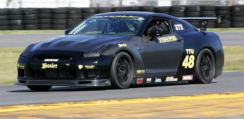 2009 Nissan GT-R Track Attack or Race Car fully Prepared For Sale (picture 2 of 6)