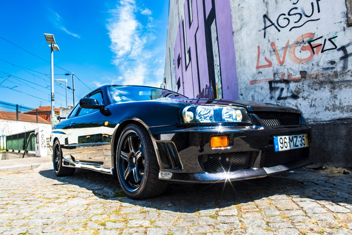 1998 Nissan Skyline R34 Gtt  LHD For Sale (picture 2 of 6)