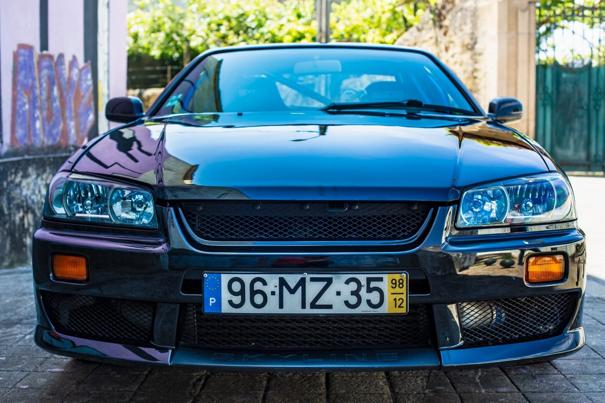 1998 Nissan Skyline R34 Gtt  LHD For Sale (picture 5 of 6)