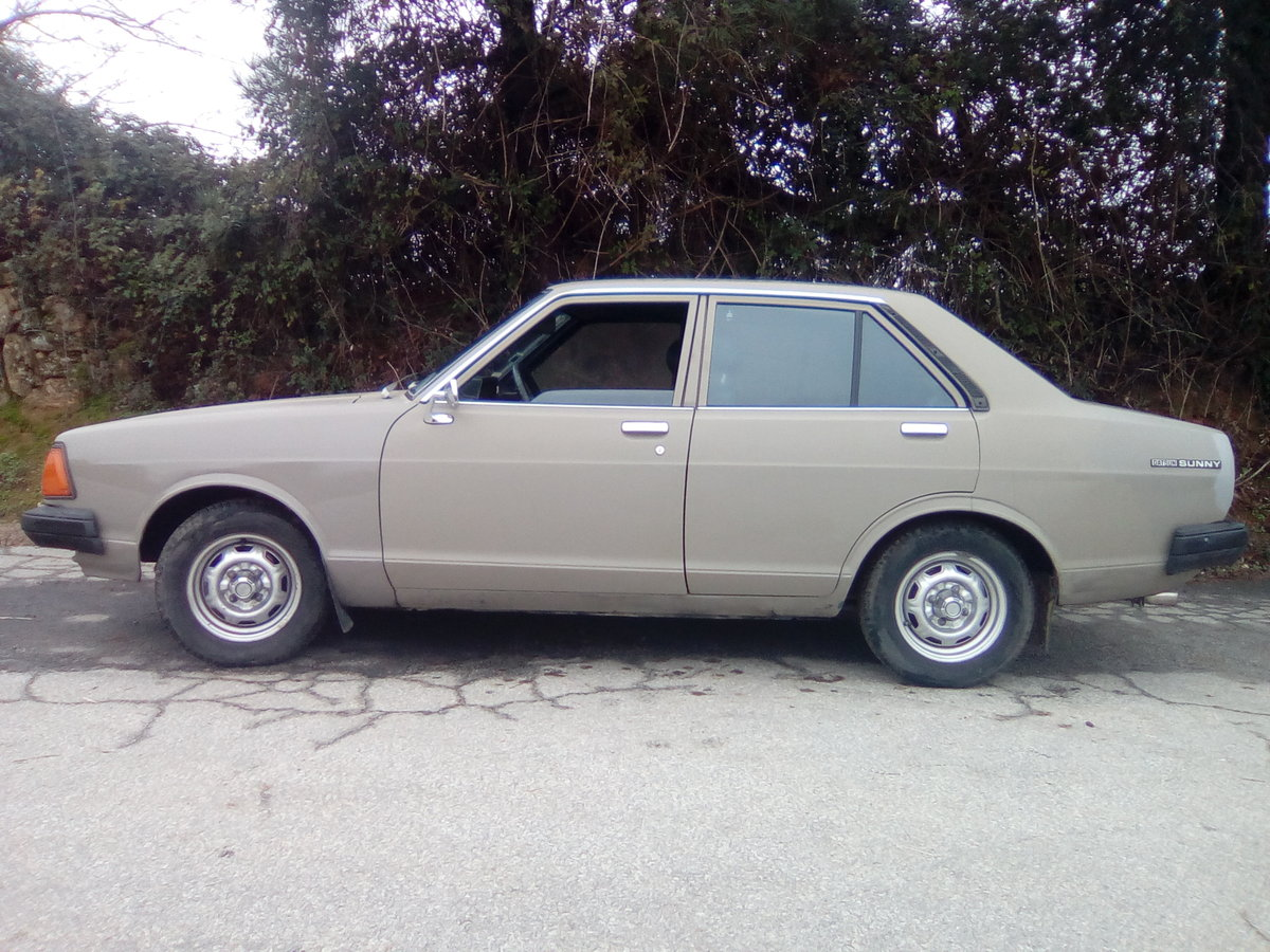 1986 Nissan Sunny B 310 For Sale (picture 1 of 1)