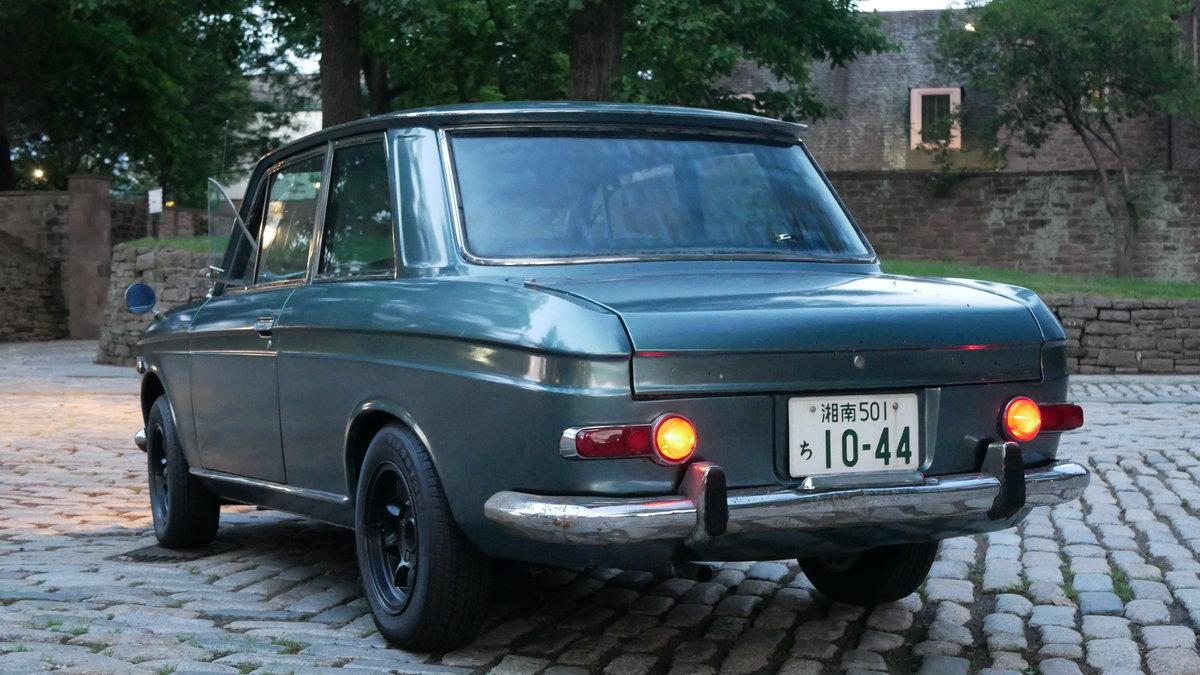 1965 Datsun Bluebird 410/411 For Sale (picture 2 of 6)