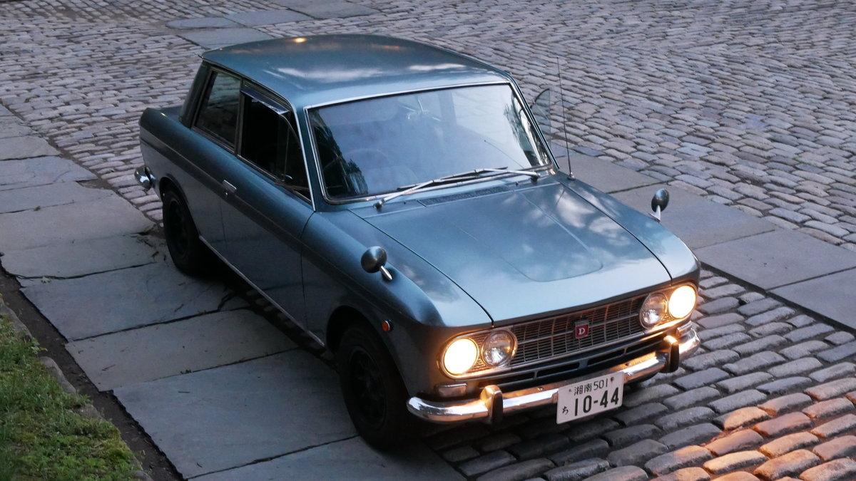 1965 Datsun Bluebird 410/411 For Sale (picture 5 of 6)