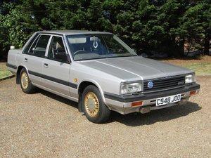 1986 Nissan Laurel 2.4 SGL at ACA 15th June  For Sale