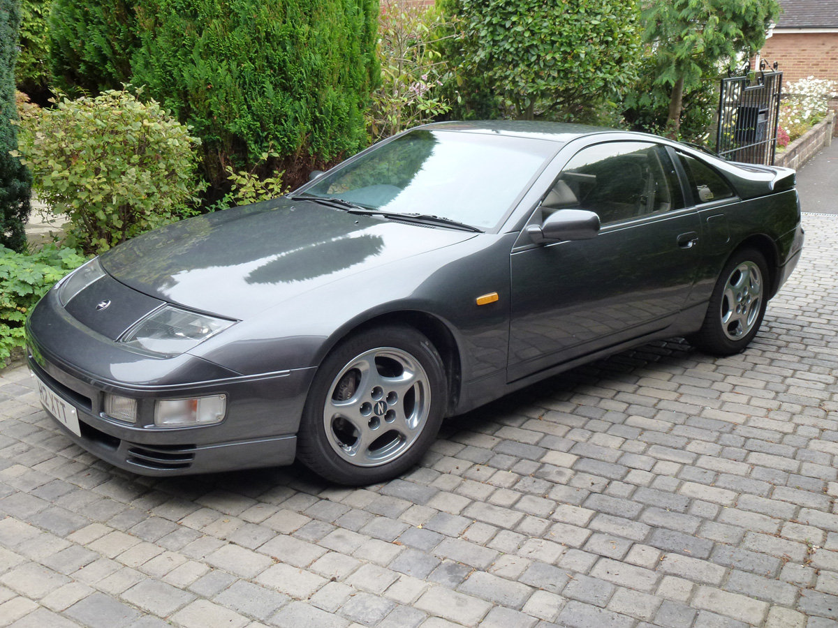1991 Exceptional Nissan 300zx Twin Turbo Auto For Sale (picture 1 of 6)