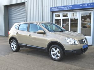 2007 Nissan Qashqai 2.0 Acenta 2WD 5dr For Sale